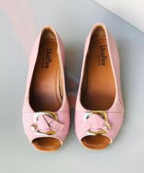 Sapato Fivela Usaflex