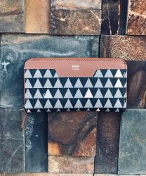Carteira Triangle Schutz
