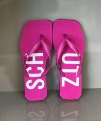 Chinelo Geométrico Pink Schutz
